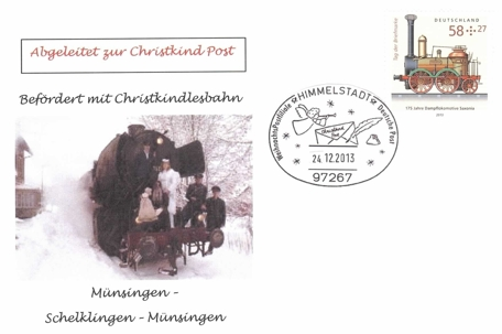 Christkindl Post