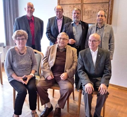 Der neue Vorstand 2019